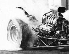 Vintage Drag Racing - Dragster