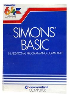 Simon´s Basic C64