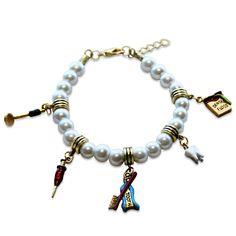 Dental Assistant Charm Bracelet