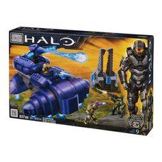 BRAND NEW Halo Mega Bloks Police Cruiser Standoff Set ...