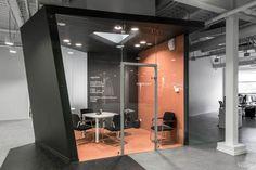 Интерьер недели (Москва): Офис компании Iponweb . Изображение № 20.