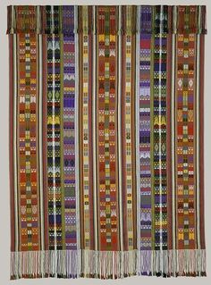 Arts: traditional arts. In this picture, we see a cloth. This is a handwoven cloth, which in Madagascar symbolizes their culture and artistic history. Malagasy can exchange these cloths in a symbol of mutual respect or loyalty, and men offer them to their brides in marriage.