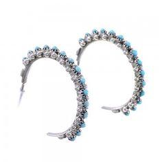 a7dcecd22 42 Best Silvertribe images | Turquoise earrings, Dangle earrings ...