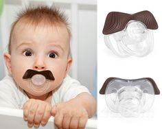 THE LADIES MAN STACHIFIER - Moustache Pacifier