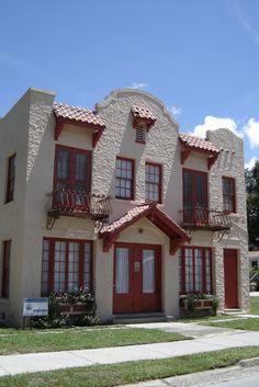 Historic Edgewater Hotel in Winter Garden One fun fact Longest