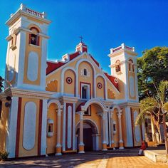 """San Nicolas de Tolentino Parish Church is the Sanctuary of the Miraculous Black Nazarene, fondly called by the locals as """"Apo Lakay"""". Located in Sinait, Ilocos Sur. History traces the statue to Nagasaki, Japan. Black Nazarene, Ilocos, Nagasaki, Pinoy, The Locals, Miraculous, Instagram Feed, Philippines"""