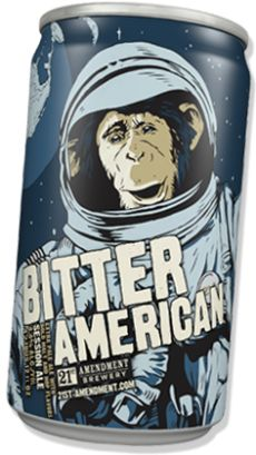 one of my all time favorite cans- and the beer rocks too! 21st Ammendment