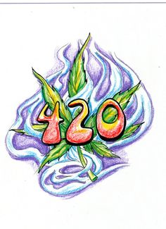 Download Free 420 Color tattoo design by biomek on DeviantArt to use and take to your artist.