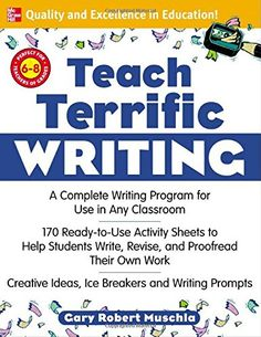 Teach Terrific Writi