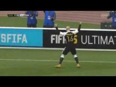 Fifa15 Nainggolan Funtastic Kungfu Goal!!! :D #RebelGam3R