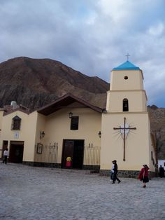 Iruya, Argentina: This is a photo of the Catholic church in Iruya, a town in the Northwest of Argentina with about 1500 inhabitants (Harry DiFrancesco '12)