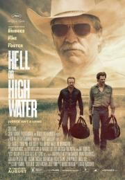 Hell or High Water Directed by David Mackenzie. With Chris Pine, Ben Foster, Jeff Bridges, Gil Birmingham. A divorced father and his ex-con older brother resort to a desperate scheme in order to save their family's ranch in West Texas. Films Hd, Hd Movies, Movies To Watch, Movies Online, Movie Film, Movies Free, Hindi Movie, Horror Movies, 2016 Movies
