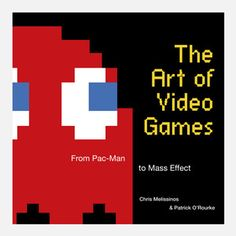 The Art of Video Games, $26.25, now featured on Fab.