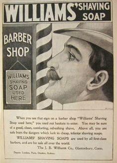 Blades of Glory: Vintage Men's Grooming Ads • Petrolicious
