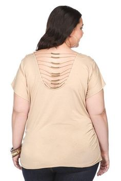 TORRID Top 3 Beige (Natural) Dolman Shirt 3X 22 24 Plus Solid Polyester Rayon $38.88 #Torrid #KnitTop