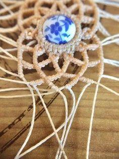 青花瓷珠手链 璃·素心 第8步