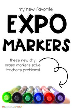Expo Ink Indicator m