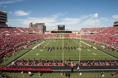Because it's the Jones AT Stadium and it keeps getting bigger and better! Especially with the new jumbotron!! Texas Tech Red Raiders Official Athletic Site - Facilities