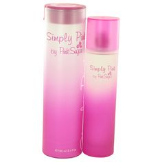 Simply Pink 3.4 oz EDT Perfume By Aquolina for Women