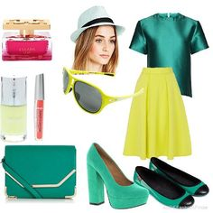 Spring shades #9 | Women's Outfit | ASOS Fashion Finder