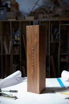 Making an Umbrella Stand That Knows If It's Going to Rain - Core77