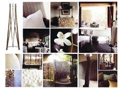 Rustic-Natural-Lodge interior design-board