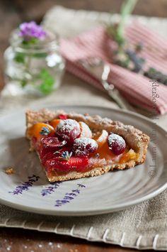 crostata integrale alla frutta | Flickr – Condivisione di foto!  www.lauraadani.com