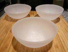 How to Make Paraffin Wax Bowls - Amber Saleem - GREAT tutorial