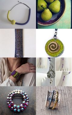 Nature's Garden  by Stela on Etsy--Pinned with TreasuryPin.com