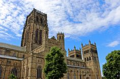 Durham Cathedral - parts of Harry Potter were filmed here!