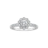 EFFY 5/8 ct. tw. Diamond Engagement Ring
