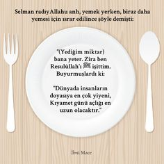 Muhammed Sav, Allah Islam, Quotes About God, Hadith, Deen, Food, Truths, Eten, Meals