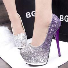 Fashion-Stilettos-Sexy-Nightclub-Platform-Sequins-High-Heels-Women-Shoes-Pumps