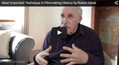 Most Important Technique In #Filmmaking #History by Prof. Robert Gerst of #MassachusettsCollegeofArtandDesign  via http://filmcourage.com  For more videos, please visit https://www.youtube.com/user/filmcourage   #filmandtelevision #entertainmentindustry #film #filmmakingtips #indiefilm #massart #filmhistory #historical