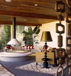 Gorgeous Mid-Century design... my dream home decor!