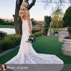 One of our gorgeous brides from the weekend @maximilianssa 😍👰 #weddings #weddingdress #adelaidehills #fashion #views