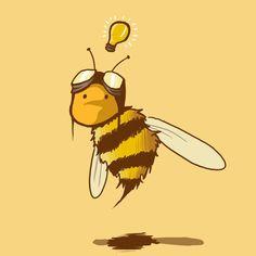 The Genius Bee by ~GeniusBee on deviantART