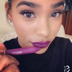 Shameless by Revlon.... my favorite new lip color.
