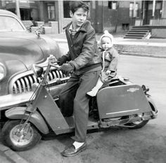 specialcar:  1952 scooter