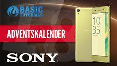 #Adventskalender: Sony Xperia XA Smartphone #Gewinnspiel