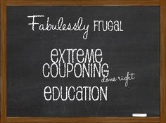 Extreme Couponing Education: Sale Cycles | Fabulessly Frugal: A Coupon Blog Sharing Gift Ideas, Amazon Deals, Printable Coupons, DIY, How to Extreme Coupon, and Make Ahead Meals
