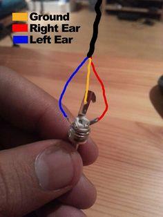 How To Fix a Broken Headphone Audio Jack Plug — Reddit