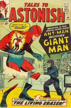 Tales to Astonish #49 - Giant Man