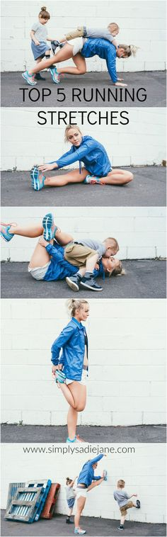 Top 5 Running Stretches!