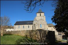 Eglise saint Savinien Melle Poitou Charentes - France 5th March '14 https://www.facebook.com/PamelaJaynePhotography