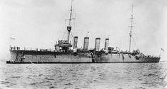 WW1 RAN, HMAS Sydney (I) | by Stuart Curry Sydney, Brisbane, Melbourne, Paris Skyline, New York Skyline, Royal Australian Navy, Navy Ships, World War I, Warfare