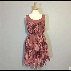 Formal dress Flowers on tull Dresses Midi