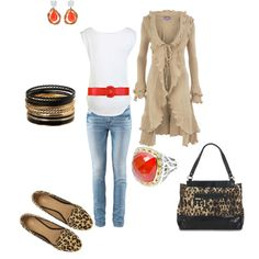 Tereasa Miche Bag Outfit - bag can be ordered at http://always.miche.com/Shop/Product/7568