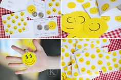 card drops - Make a little card/note with money and randomly leave around town. Brighten someone's day!