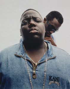 i'm not a big fan of Biggie or Puff, but this is one cool picture.